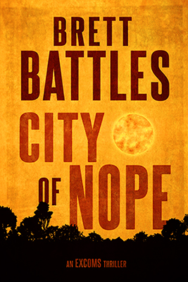 Brett Battles: City of Nope